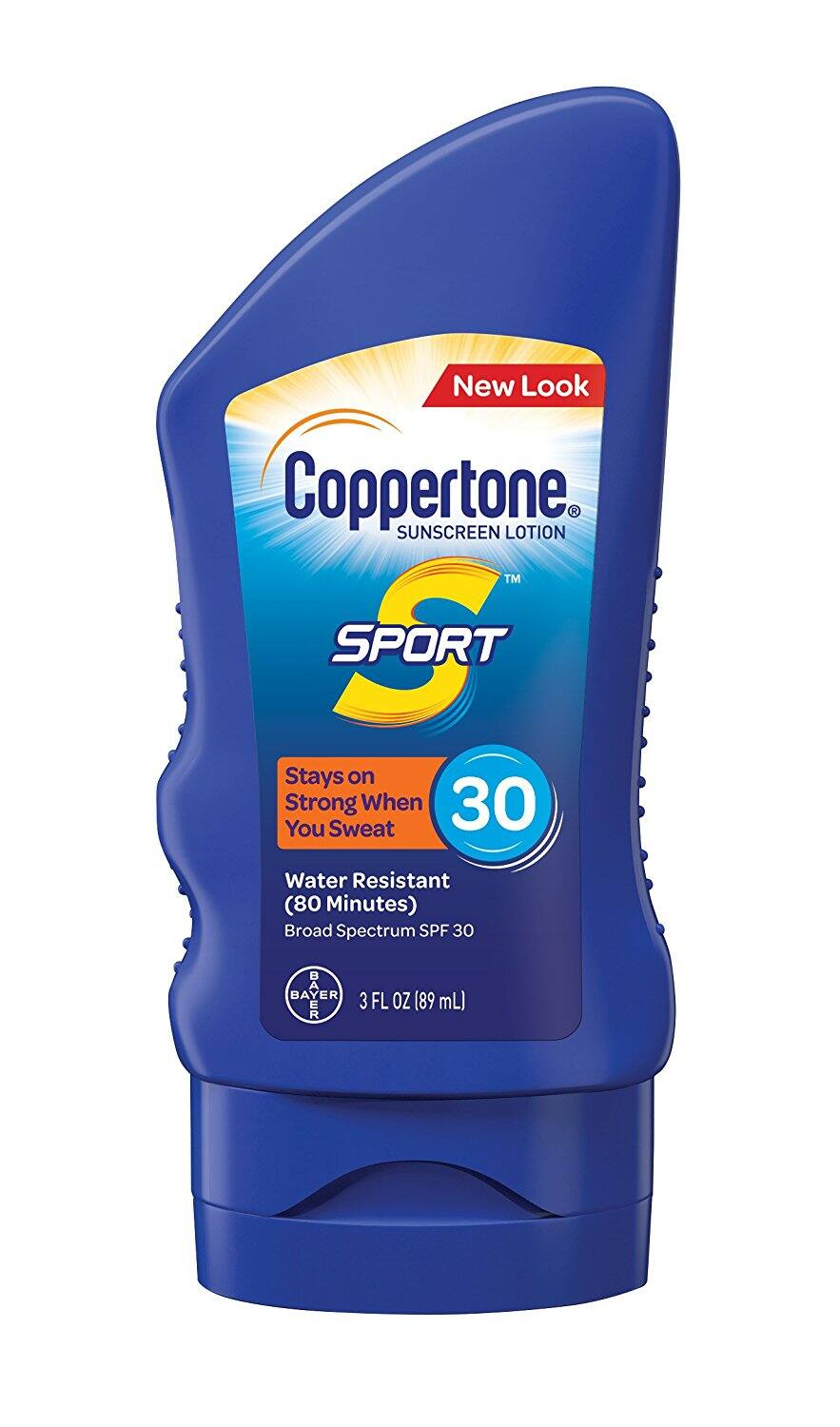 3-oz Coppertone Sport Sunscreen Lotion Broad Spectrum (SPF 30) $1.30 or less w/ S&S + Free S/H
