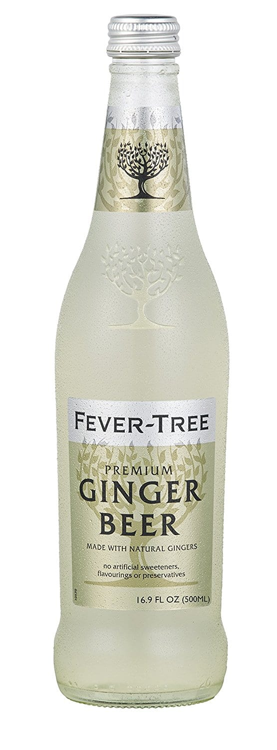 8-Pack 16.9oz Fever-Tree Premium Ginger Beer $11.55 + free shipping w/ Prime