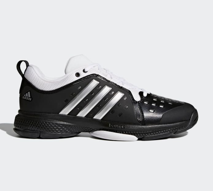 98e8e6768 adidas Tennis  Men s Barricade Classic Bounce Shoes - Slickdeals.net