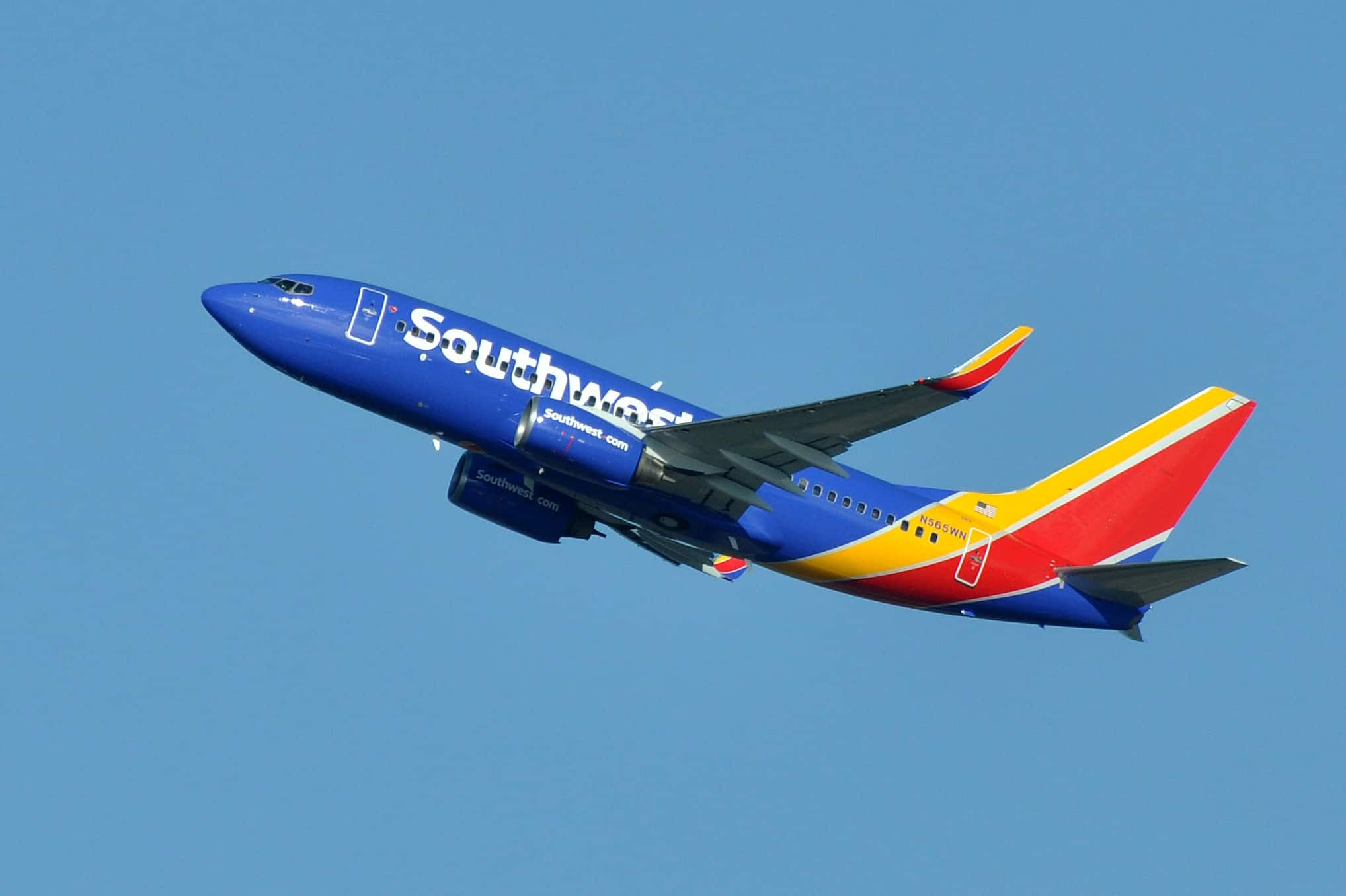 Southwest Airlines Flights: Register to Earn Double Rapid Rewards ...