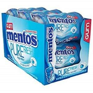 6-Pack of 50-Count Mentos Gum (Fresh Mint) $9.75 or less w/ S&S + Free S/H