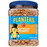 2-Pack 34.5oz Planters Honey Roasted Peanuts $7.05 or less w/ S&S + Free S/H (Prime Members)