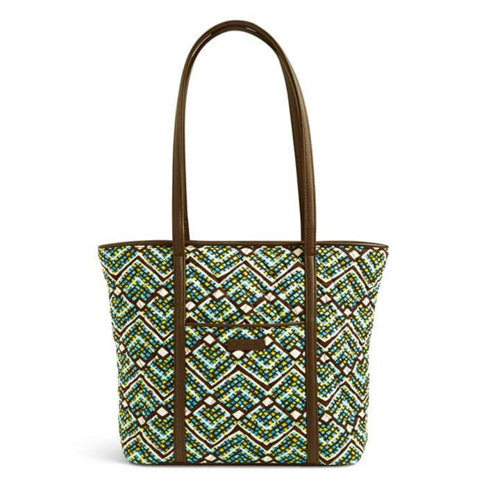 Vera Bradley Outlet  Extra 30% Off Sale Prices  Small Trimmed Vera Tote -  Slickdeals.net 6085ffff8c9a3