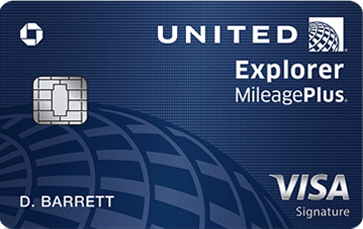 United℠ Explorer Card: 40K bonus miles after $2K Spent in first 3 months + 25K bonus miles after $10K Spent in first 6 months