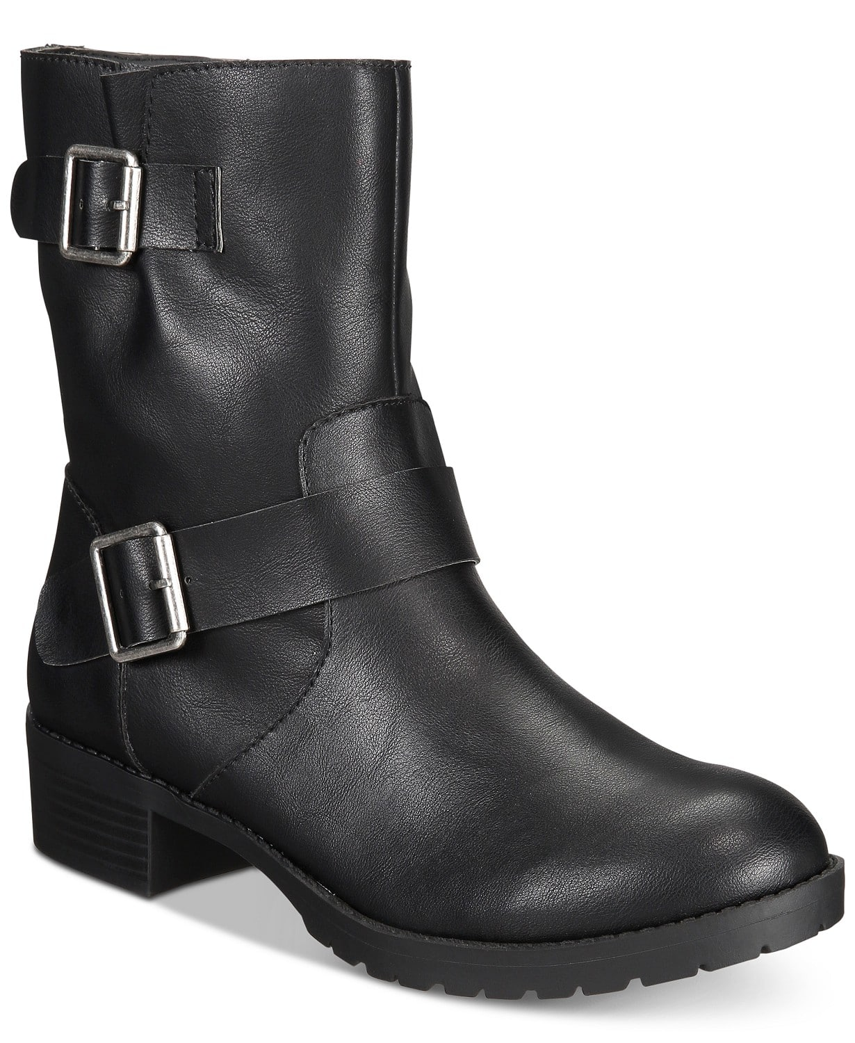 ab40daada2 Macy's: 75% Off Select Women's Shoes: Style & Co Gianara Moto ...