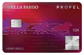 Wells Fargo Propel Card 0 Annual Fee