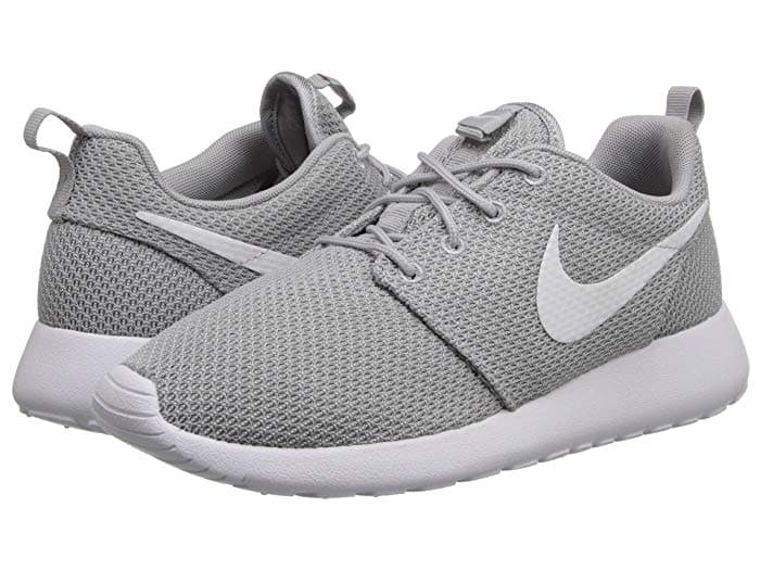 cbe29ca4b4b39 Nike Men s Roshe One Shoes (Wolf Grey White) - Slickdeals.net