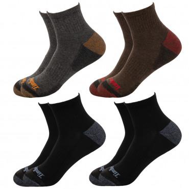 d0ecabc3c60fe 4-Pairs Timberland Men's Socks (Ankle) - Slickdeals.net