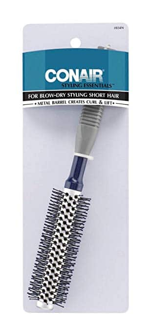 Conair 12 Row Full Round Hot Curling Brush $1.79 + free shipping w/ Prime