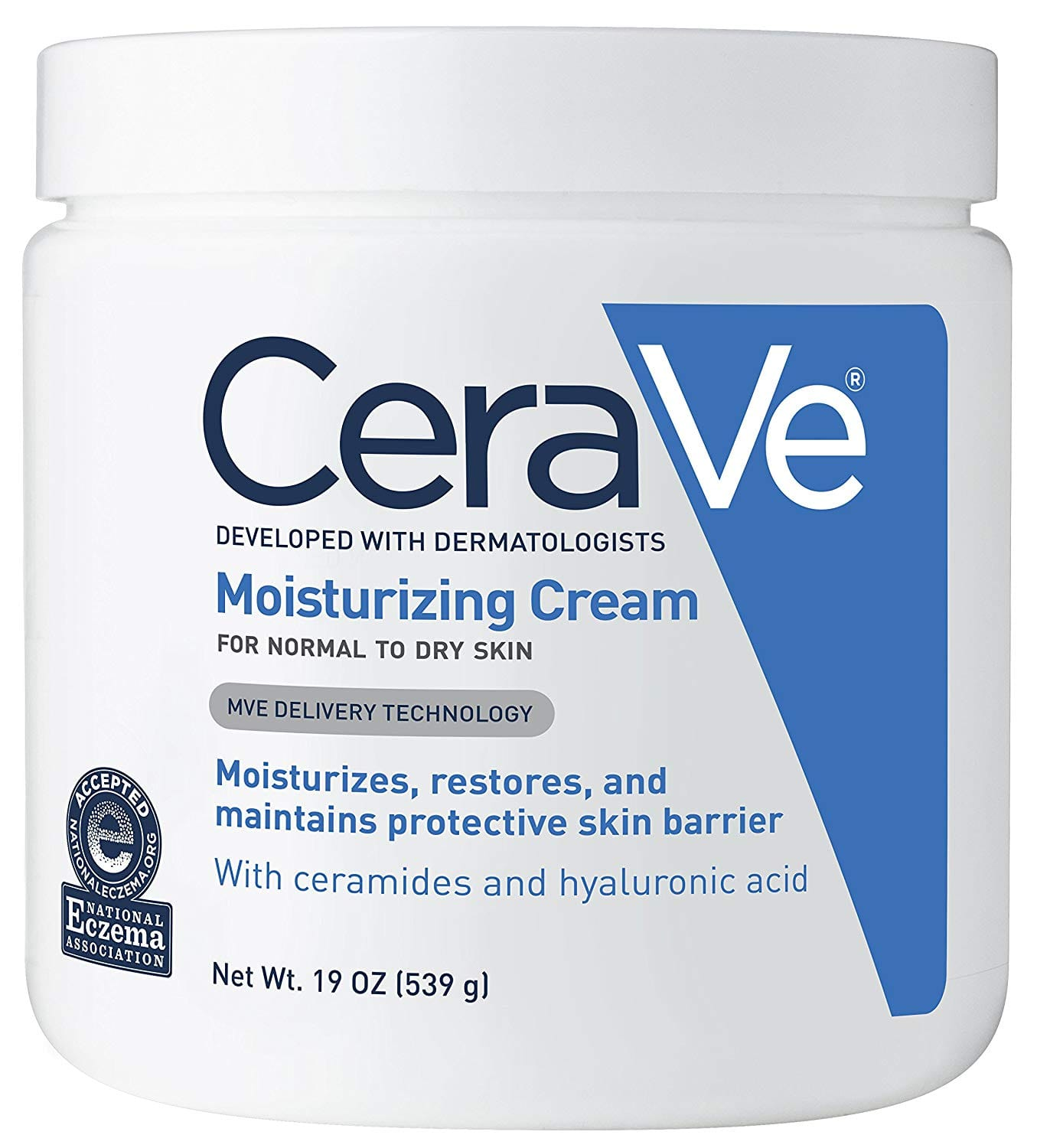 19oz CeraVe Daily Face and Body Moisturizing Cream 2 for $22.06 or less w/ S&S + Free S&H