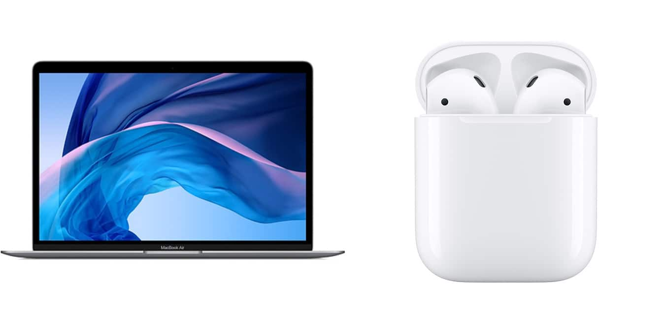 Apple Back To School Offers 2020 Macbook Air Airpods W