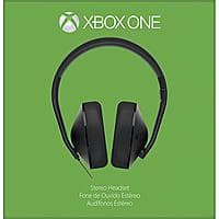 Best Buy Deal: Best Buy has Microsoft Xbox One Stereo Headset for $39.99 + FS
