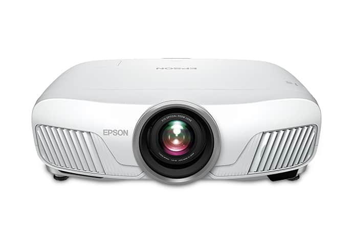 Home Cinema 5040UBe WirelessHD 3LCD Projector with 4K Enhancement and HDR - Refurbished $1251