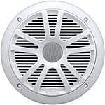 "Boss Audio MR6W Marine 6.5"" Dual Cone Speakers, White (Pair of Speakers)  $20.85 + ship @walmart.com"