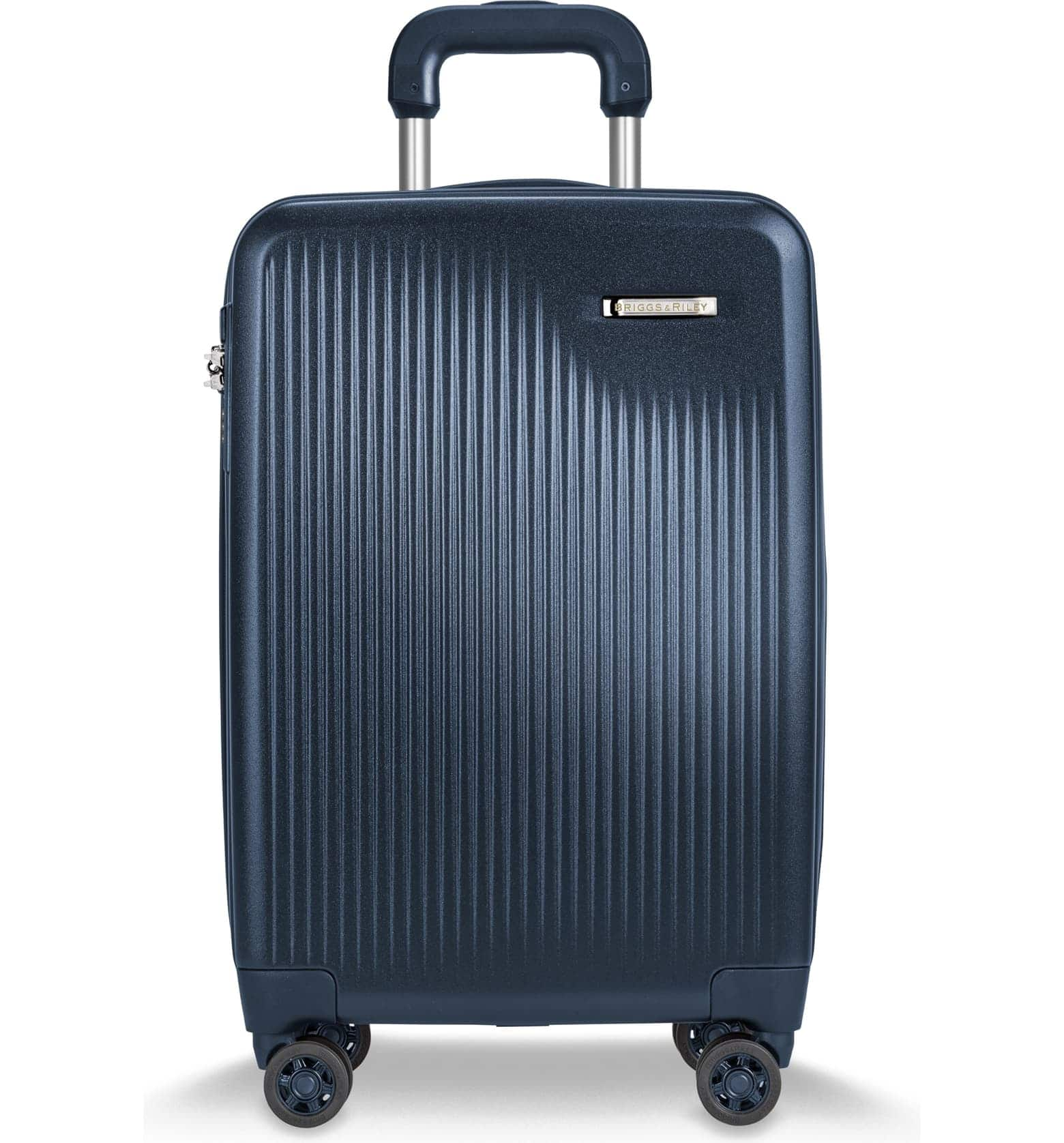 Briggs & Riley Sympatico Expandable Carry-On Luggage (50% off - $290; various colors)