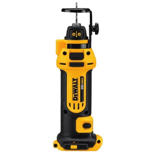 DeWalt 20V MAX Li-Ion Cordless Drywall Cut-Out Tool with Free 20V MAX XR Li-Ion Battery 4.0Ah $109
