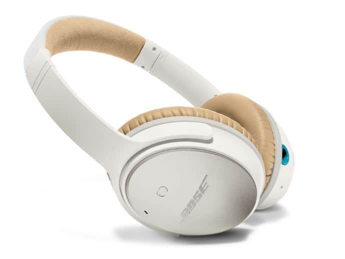 Bose QuietComfort 25 Noise Cancelling Headphones (White) $170 + Free Shipping