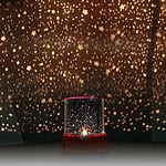 Mini Star Night Light $5.50 + Free Shipping