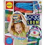 Kid's ALEX Toys Craft Set Loop 'n Loom Potholder Maker Kit $9.99 + Free Shipping w/Prime @ Amazon