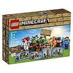 LEGO Minecraft 21116 Crafting Box $39.99 + FREE SHIPPING @ Amazon