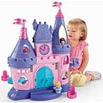 Fisher-Price Little People Disney Princess Songs Palace Play Set $25 + Free Store Pick-Up @ Walmart *LOWEST PRICE, REG $50*
