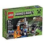 LEGO Minecraft Creative Adventures The Cave 21113 $15.99 + Free Shipping w/Prime @ Amazon or Free Store Pick-Up @ Target