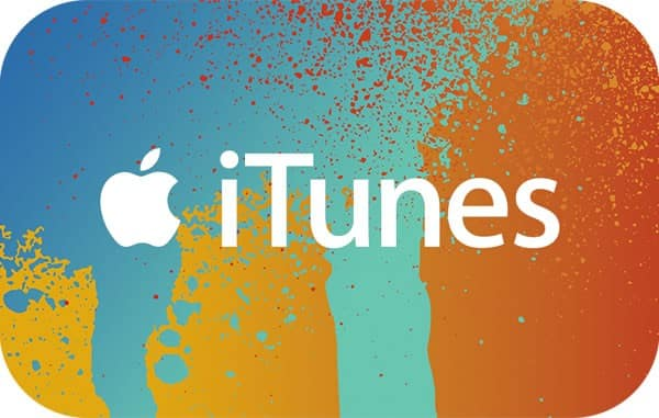 iTunes Gift Cards 15% Off ($25 $50 and $100) Email Delivery | Starting $21.50