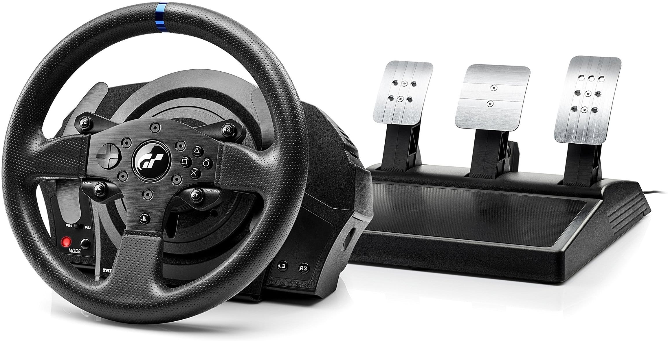 Thrustmaster T300 Rs Gt Racing Wheel For Ps4 Ps3 Pc Page 6 Sport Standard Edition R3 Deal Image