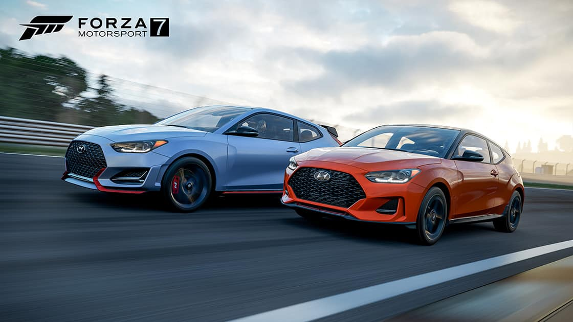 forza motorsport 7 2019 hyundai veloster n turbo car. Black Bedroom Furniture Sets. Home Design Ideas