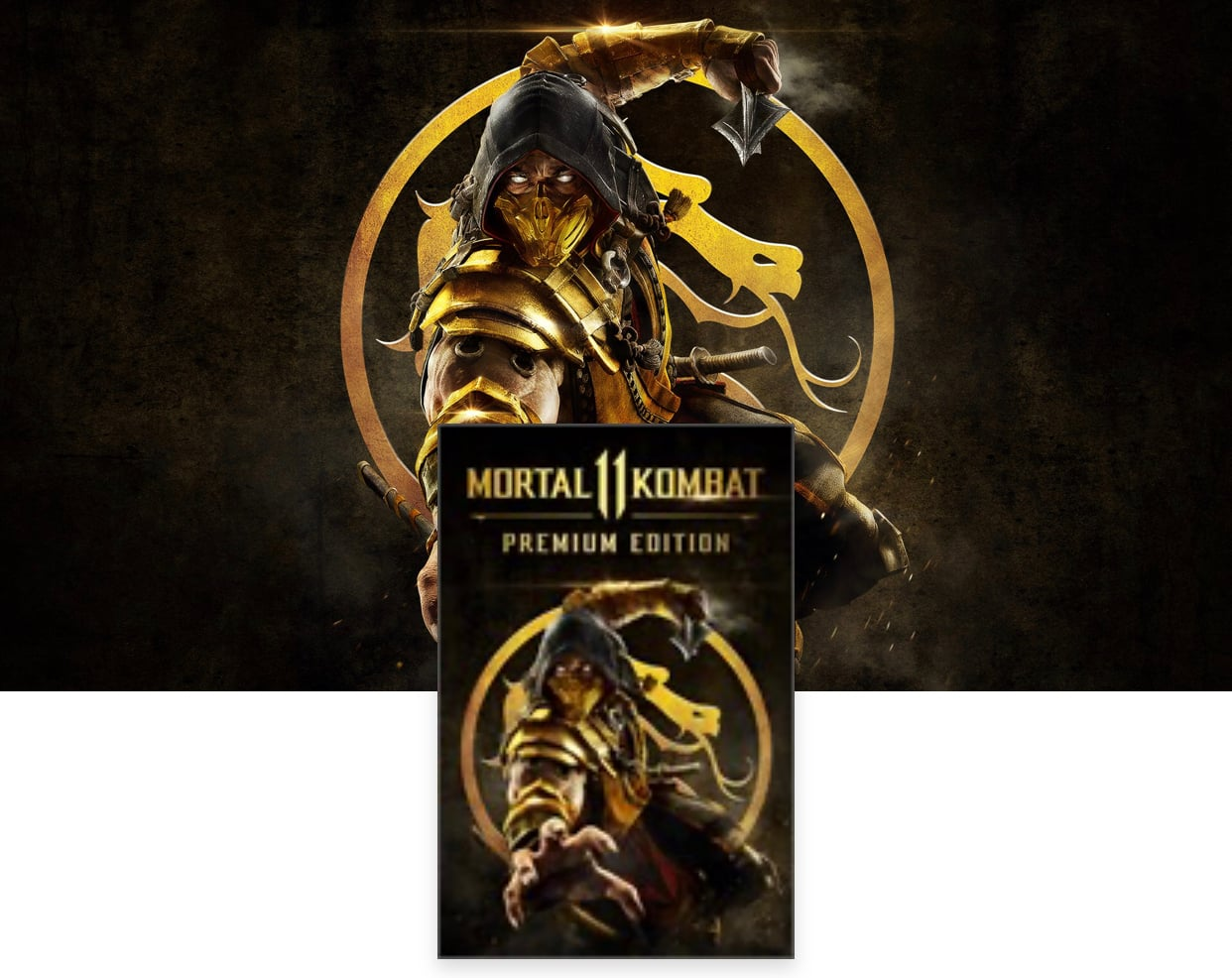 Mortal Kombat 11 Premium Edition Digital on Xbox Live and Microsoft Store $29.96. Normally $99.99