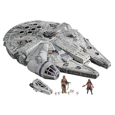 Star Wars The Vintage Collection Galaxy's Edge Millennium Falcon Smuggler's Run $284.99 @ Target after 25% off w/Target Circle Coupon and 5% off w/RedCard