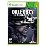 Call of Duty: Ghosts - Xbox 360 - $8 - Amazon