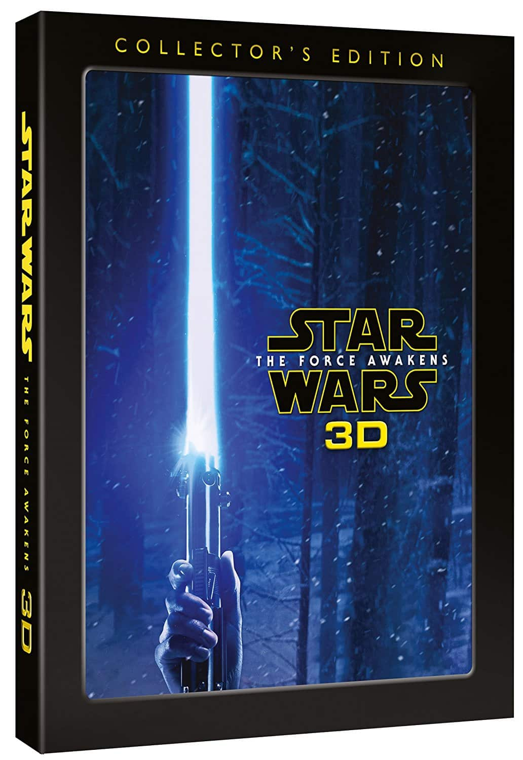 Star Wars VII: Force Awakens - 3D Blu-ray Collector's Edition $22