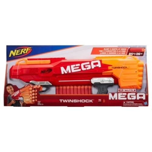 Nerf N-Strike Mega TwinShock $9 pick-up only YMMV