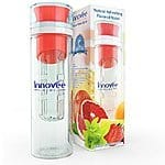 Innovee Fruit Infuser Tritan Water Bottle - 24 Ounce - 50% OFF @ Amazon $9 w/code FS Prime