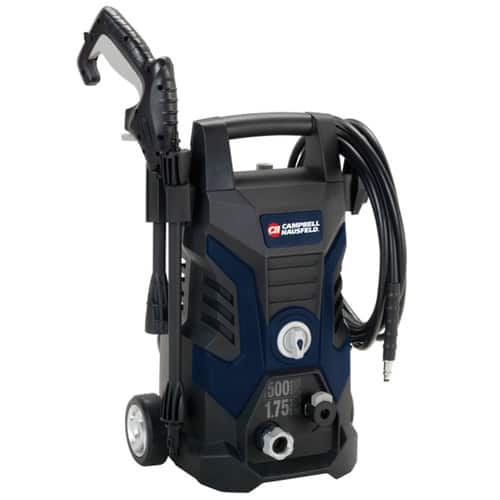 4/13 ONLY- Campbell Hausfeld PW150100 Electric pressure washer $60 plus free shipping @ cpooutlets.com