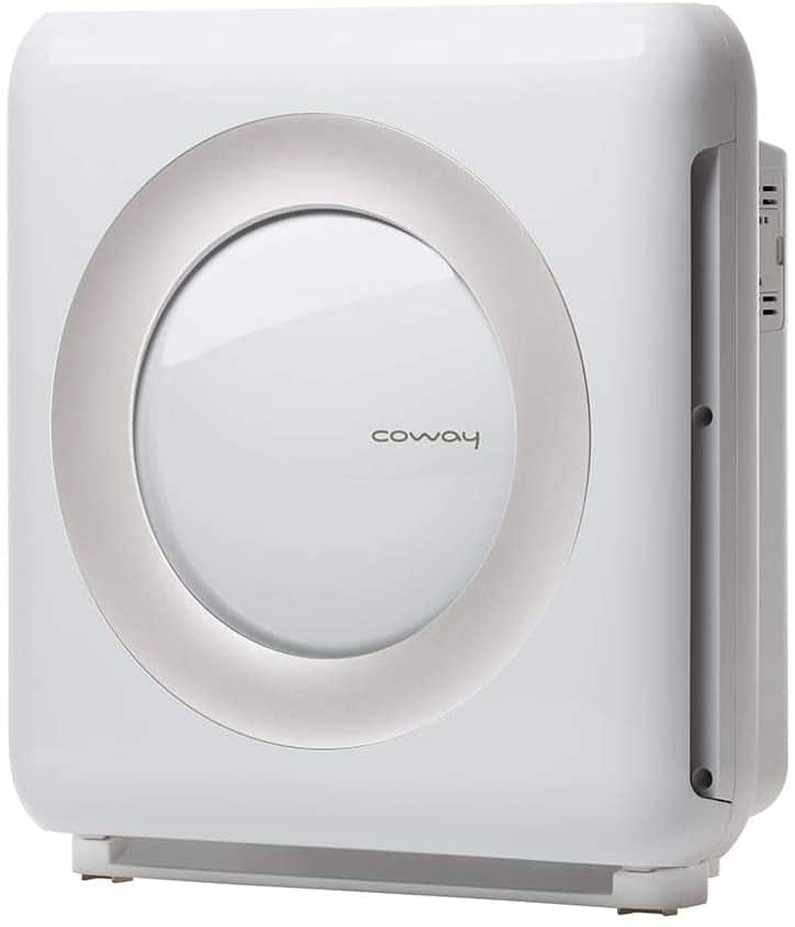 Coway AP-1512HH Mighty Air Purifier with True HEPA and Eco Mode in White $155.65