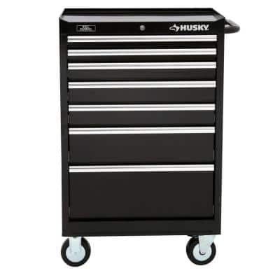 Husky 27 in. W 7-Drawer Tool Cabinet $63.03 @ Home Depot - YMMV - B&M
