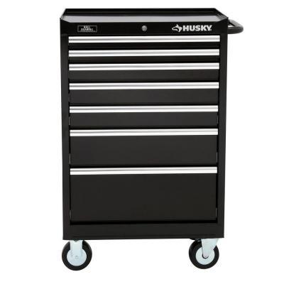Husky 27 in. W 7-Drawer Tool Cabinet $63.03 @ Home Depot - YMMV - B&M