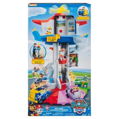 PAW Patrol My Size Lookout Tower @ Target - $63.74 + free shipping