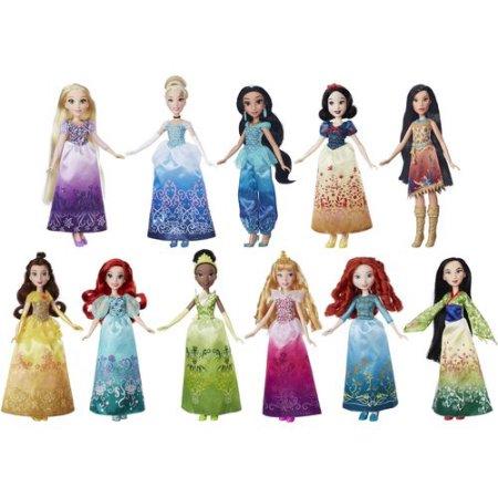 Disney Princess Shimmering Dreams Collection 11 Pack @ Walmart + FS - $54.97