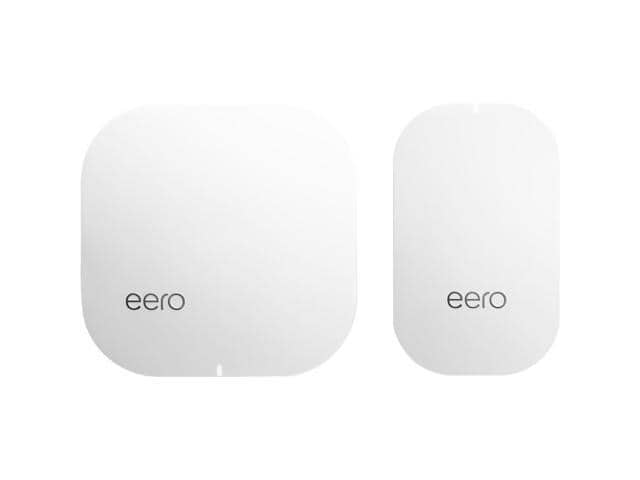 Eero Home WiFi System (1 eero + 1 eero Beacon) $219