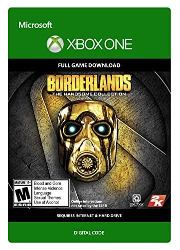 Borderlands: The Handsome Collection - Xbox One Digital Code @ Amazon.com $19.80 + tax