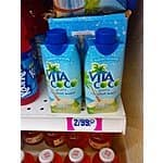 Vita Coco Coconut Water 11.1 fl oz  2 for 99 cents at 99 Cents Store. YMMV