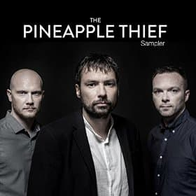 """""""Sampler"""" by The Pineapple Thief & Bruce Soord ~ FREE MP3 album @ Amazon"""
