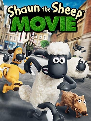 Shaun The Sheep - The Movie (2015), The Grand Budapest Hotel (2014), Identity Thief (2013) and more ~ $5 digital movies to own in HD @ Amazon Video