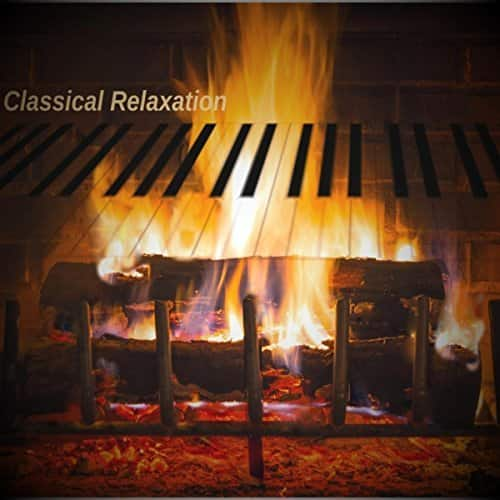 """""""Classical Piano Relaxation: By the Fireplace"""" by Classical Meditation & """"Detours...on the Way to a Sensible Job"""" by Piles ~ FREE MP3 albums @ Amazon"""