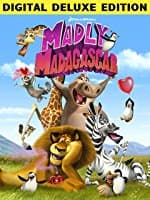 $3 - Dreamworks digital animated shorts collections @ Amazon Video - DreamWorks Madly Madagascar Digital Deluxe Edition and more