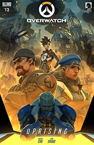Overwatch #11 and Overwatch #12 - FREE comics for Kindle