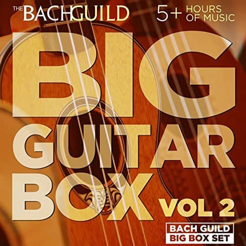 The Big Box of Stravinsky, Big Guitar Box 2 (classical) - $0.99 MP3 albums @ Amazon and Google Play